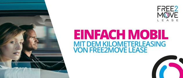 Free2Move Einfach Mobil