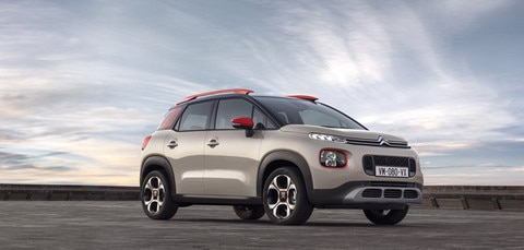 DER NEUE COMPACT SUV CITROËN C3 AIRCROSS: CITROËN SETZT SEINE INTERNATIONALE SUV-OFFENSIVE FORT