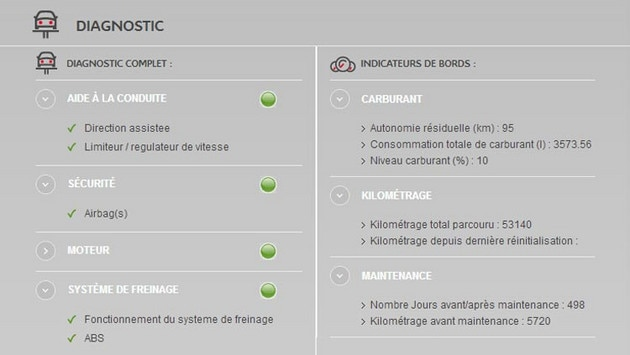 CITROËN virtual maintenance manual